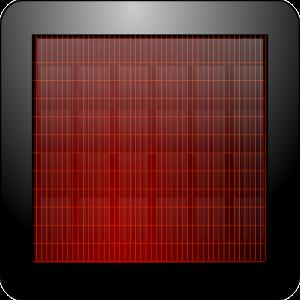 panel na podczerwień
